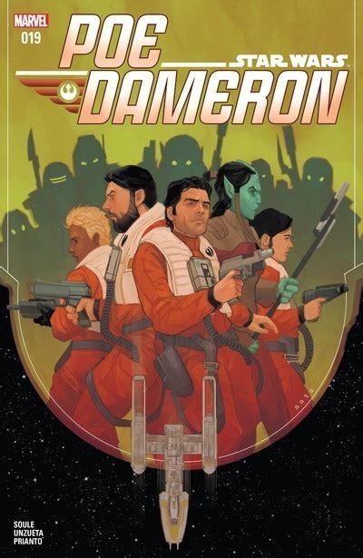 wars poe dameron vol 3 legends lost episode 1 257 safe week resistance donations