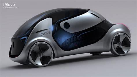 car concept design jobs steve jobs s dream apple imove concept car video photos