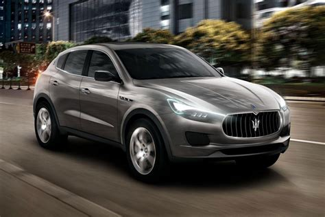 Maserati Levante Suv Hitting The Market In 2014 Extravaganzi