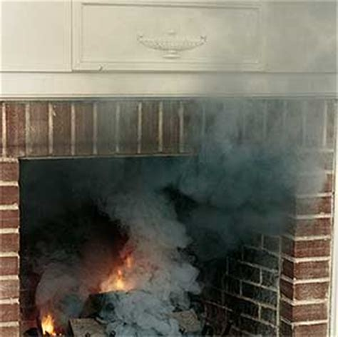 Soot From Gas Fireplace by Fireplace Atlanta Smoky Fireplace Chimney