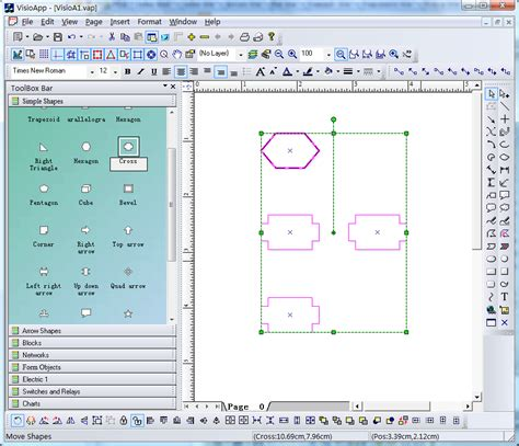rotate visio drawing visual c mfc source code c source code c extension
