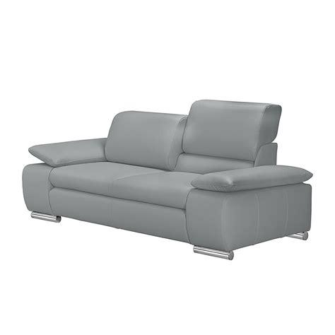 kunstleder sofa kaufen sofa masca 3 sitzer kunstleder grau loftscape sofas