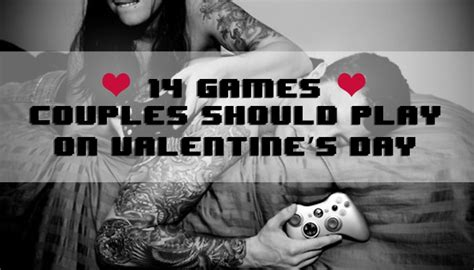 valentines day activities for couples 14 couples should play on s day