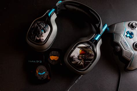 Astro A40 Giveaway - astro gaming announces new halo 5 speaker tags beyond entertainment
