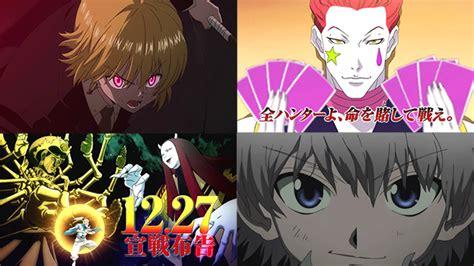 film anime hunter x hunter le film anime hunter x hunter the last mission en