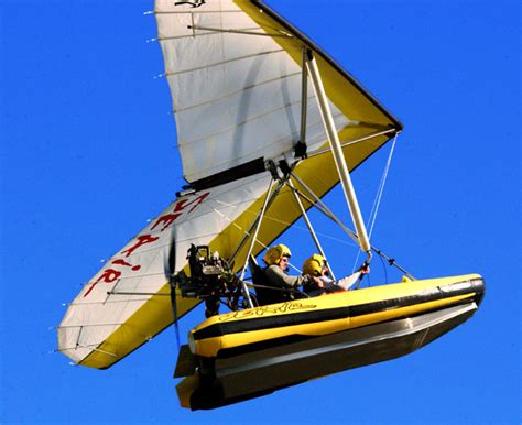 small boat plane flying boat