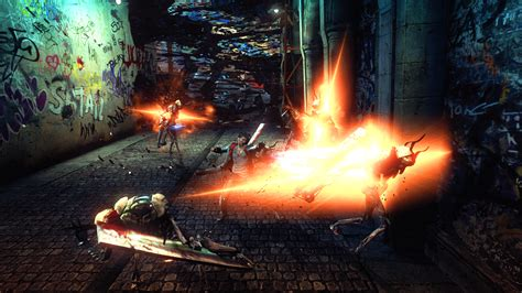 Ps4 May Cry Definitive Edition dmc and may cry 4 next versions announced will run at 1080p 60fps on the consoles