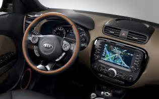 Kia Soul Inside 2017 Kia Soul Facelift Interior Indian Autos