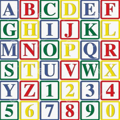 alphabet letters letters and numbers for colorful kiddo shelter