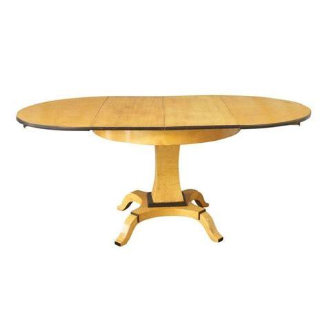 Biedermeier Dining Table Biedermeier Expandable Dining Table For Sale At 1stdibs