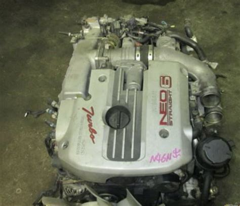 nissan r34 engine nissan skyline r34 gtt rb25det neo turbo engine