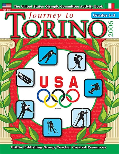 a at history my obsessive journey to olympic gold books journey to torino grades 1 3 tcr3421 created