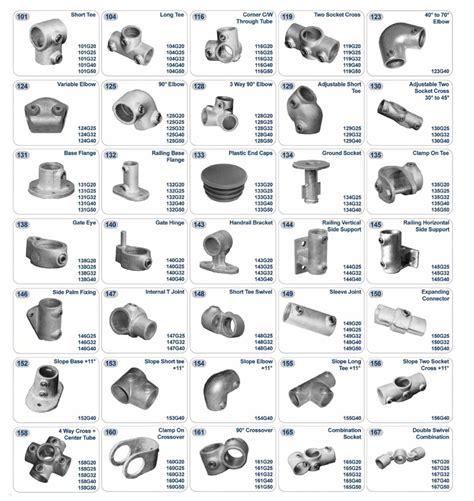 Banister Kits Tube Clamps 169 2018 Brooks Forgings Ltd