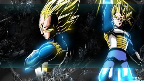 theme chrome dragon ball z insane super saiyan vegeta wallpaper dragon ball z ssj