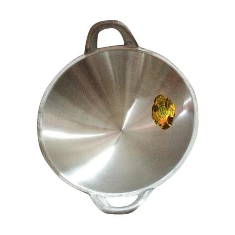 Daftar Wajan Aluminium jual wajan sp aluminium diameter 15 quot harga