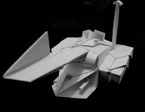 How To Make An Origami Tank - origami tank by kamitoyz on deviantart