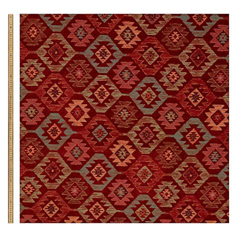 john lewis upholstery fabric buy john lewis talis diamond furnishing fabric red john