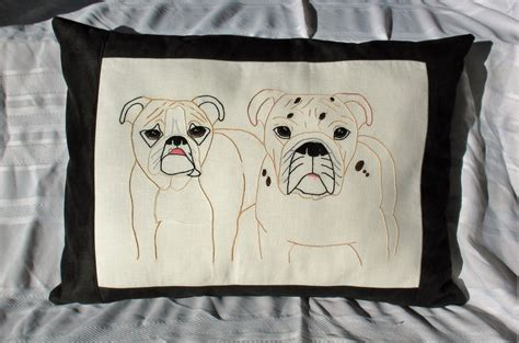Custom Pet Pillow by Pillow Xl Size Personalized Pet Pillow Cover Custom Pet