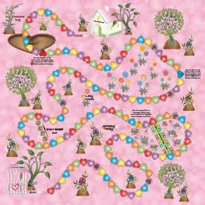 blank candyland template candyland board and free printable on