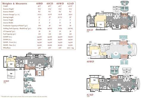 floor plan tour winnebago tour class a motorhome floorplans large picture