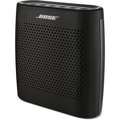 bose mobile speakers bose soundlink color bluetooth speaker black 627840 1110 b h
