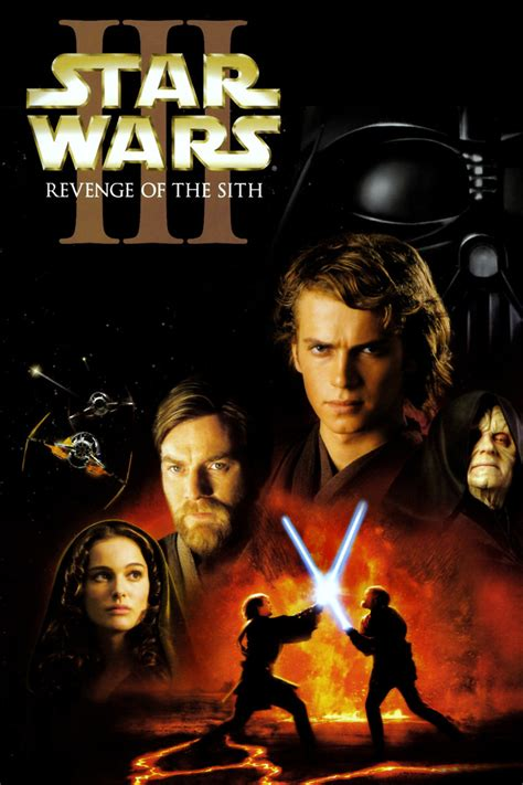 Kaos Starwars 3 wars special episode iii of the sith 2005