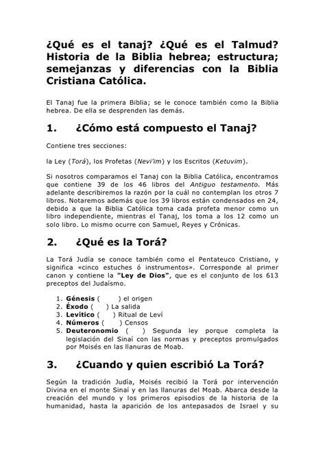 preguntas generales de religion 191 qu 233 es el tanaj 191 que es el talmud historia de la biblia