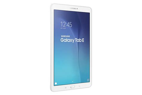 Hp Samsung Galaxy Low End photos and specs samsung officially announces 9 6 inch galaxy tab e low end slate