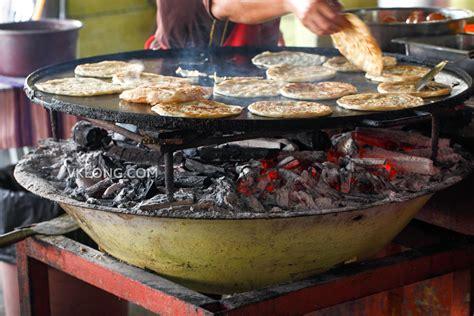 Oven Roti Di Malaysia roti canai kayu arang melaka best food network