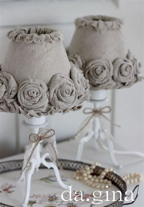 Decorated L Shade Ideas by Best 25 Burlap L Shades Ideas On