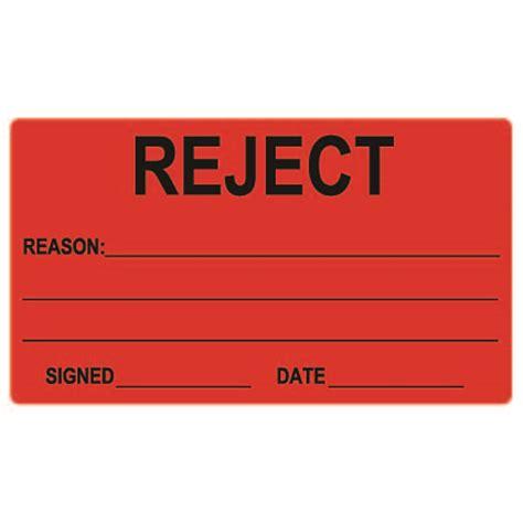 reject hazardous labels austab