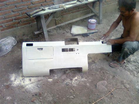 Dasbor Mobil membuat dasbor hijet 1000 dengan handmade bengkel