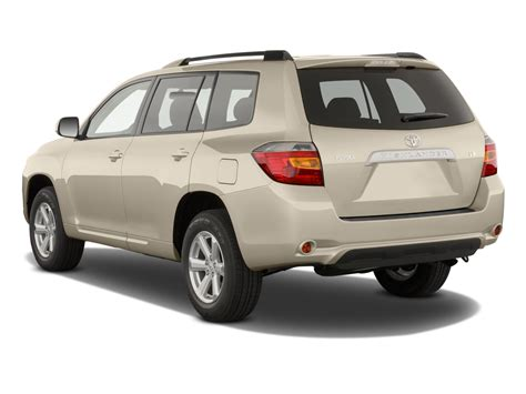 suv toyota 2008 2008 toyota highlander new and future cars trucks and