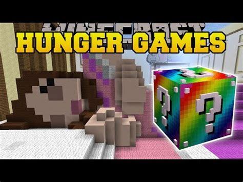 Bedroom Hunger Lucky Block Mod Minecraft Gamingwithjens Bedroom Hunger Lucky