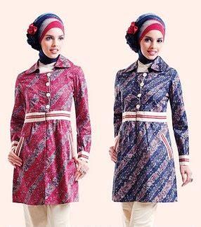 Mirna Batik koleksi baju mirna busana muslim calosa