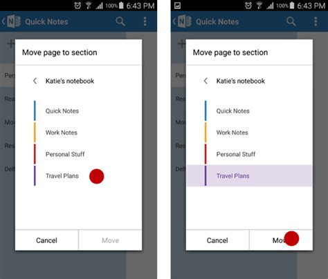 onenote android microsoft combines onenote for iphone and updates android app