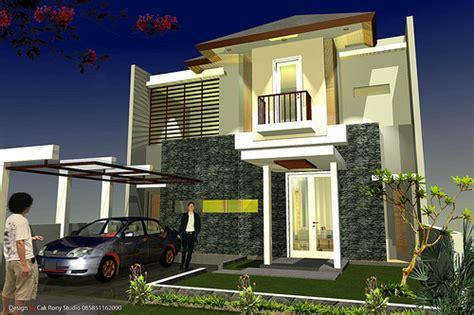 gambar desain rumah kecil minimalis modern tercantik the knownledge