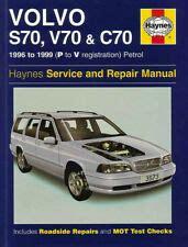 motor repair manual 1998 volvo c70 electronic toll collection volvo c70 repair manual ebay