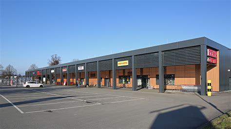 architekt bielefeld rewe einkaufszentrum in bielefeld reinhard stenger