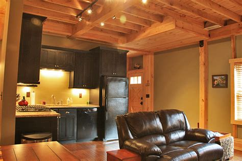 Stunning 24×50 Ponderosa Country Barn Home with an Open