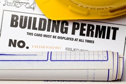 how building permits work howstuffworks