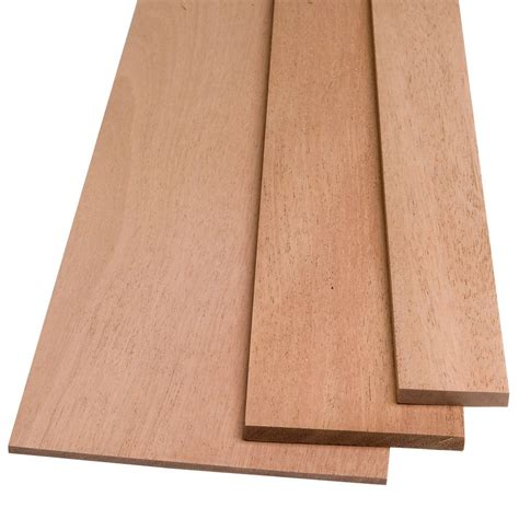 african mahogany   piece  thickness rockler