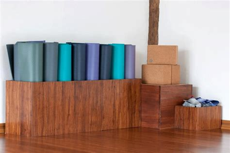 Mat Storage by Mat Holder Honey Build Me This
