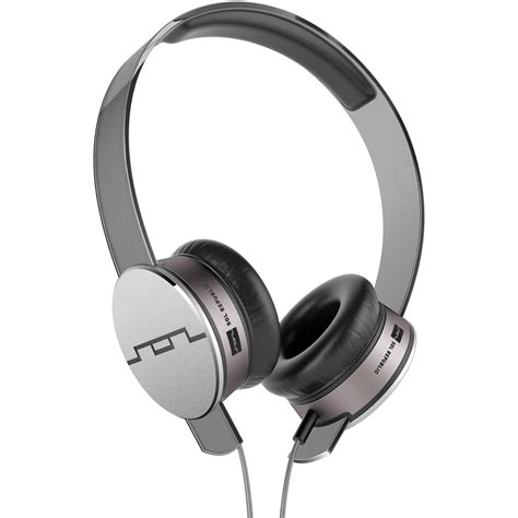 Headphone Sol Republic Tracks sol republic tracks hd on ear headphones gray 1241 04 b h