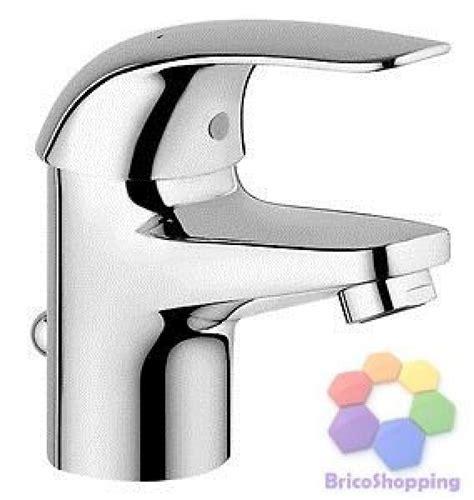 grohe rubinetti prezzi miscelatore grohe euroeco monocomando lavabo bagno
