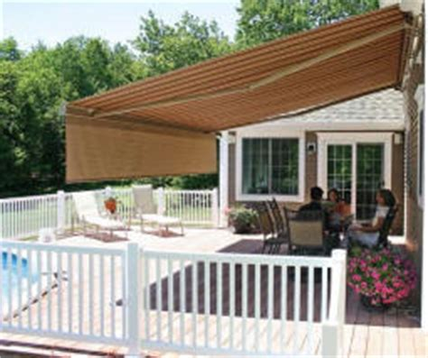 nuimage retractable awnings island ny m m awnings
