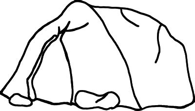 coloring pages of a bear cave bear cave coloring page craftivity freebie clipart free