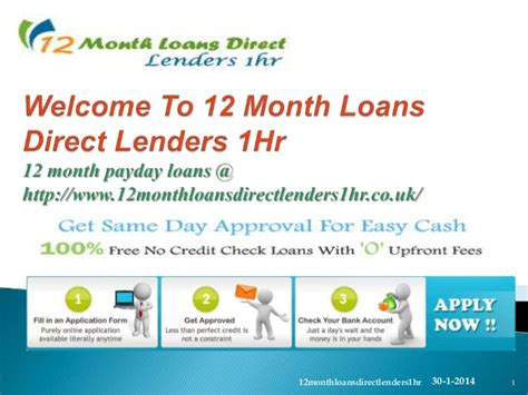 12 month payday loans 12monthloansdirectlenders1hr co uk 12 month payday loans 12monthloansdirectlenders1hr co uk