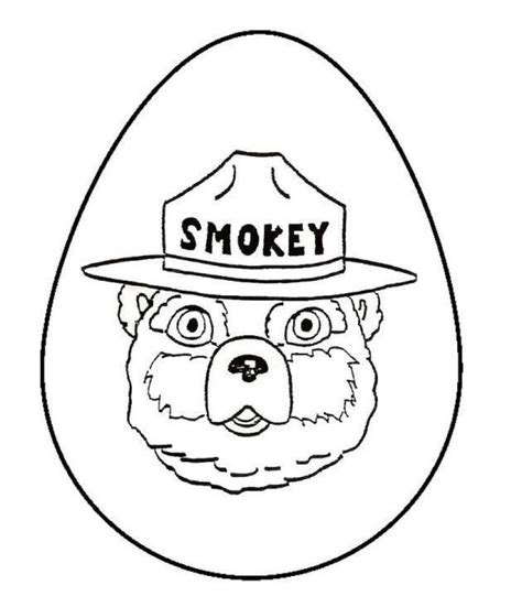 smokey the bear free for personal use many simple