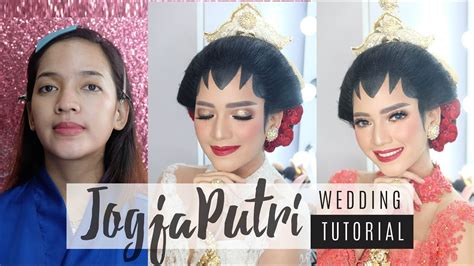 dvd tutorial makeup pengantin tutorial pengantin jogja putri wedding makeup tutorial